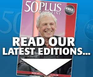 Fifty plus magazine uk